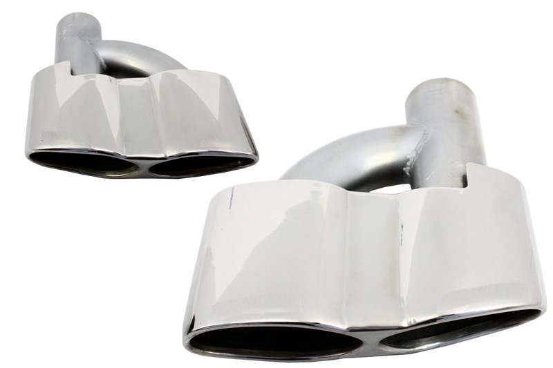 Tobe Ornamente pentru sistemul de evacuare Mercedes AMG w221 S65/S63 S-class M-class E-class - TY-S65