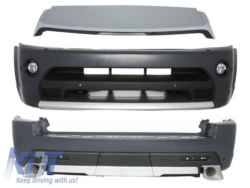 Pachet Exterior Autobiography Design Range Rover Sport Facelift 2009-2013 L320 - CBRRSFL