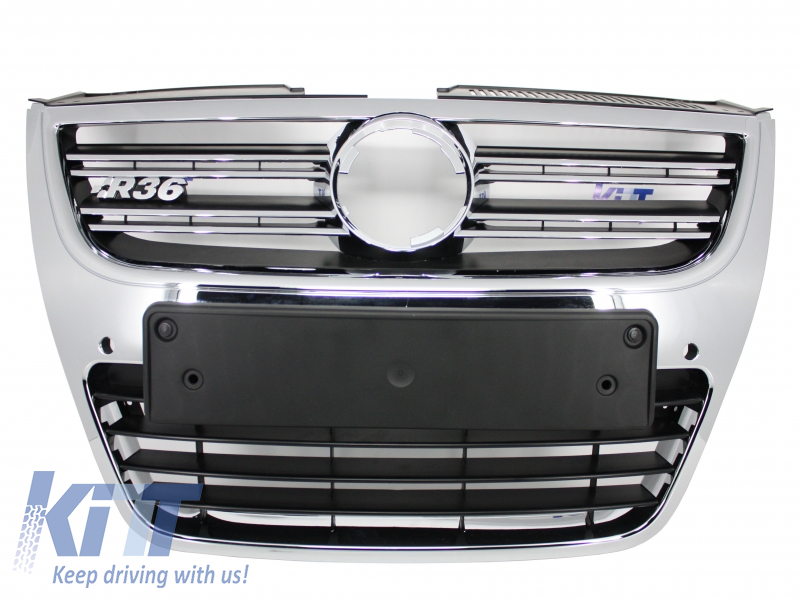 Grila centrala Volkswagen Passat 3C 2007-2010 R36 Design
