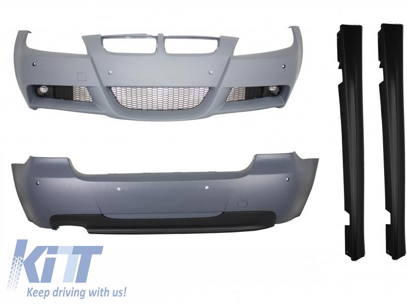 Pachet Exterior BMW Seria 3 Touring E91 LCI (2008-2011) M-Technik Design