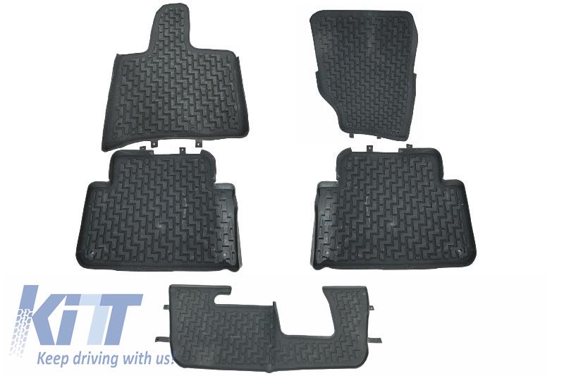 Presuri Interior Covorase interior Audi Q7 4L (2006-2015) Gri