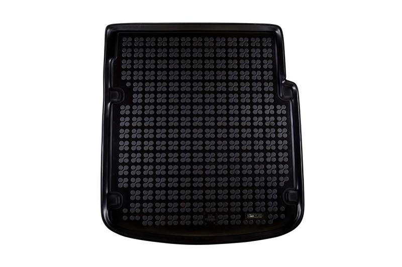 Covoras tavita  portbagaj negru AUDI A7 Sportback 2010-