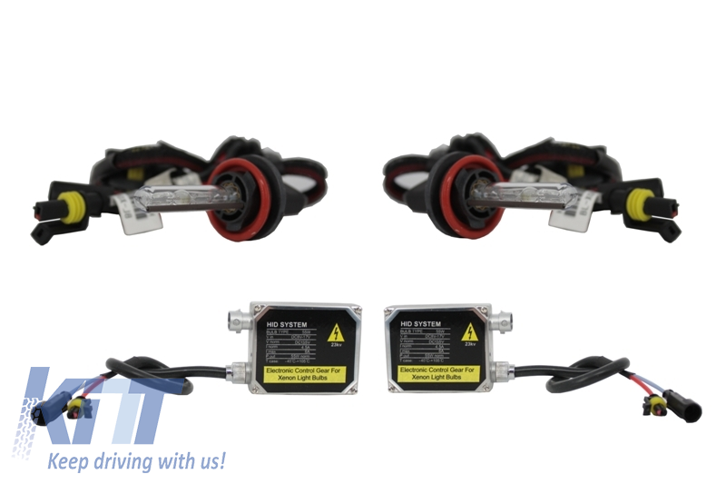 Kit Xenon Canbus Pro 1068 H11 4300k - XENPROH1143K