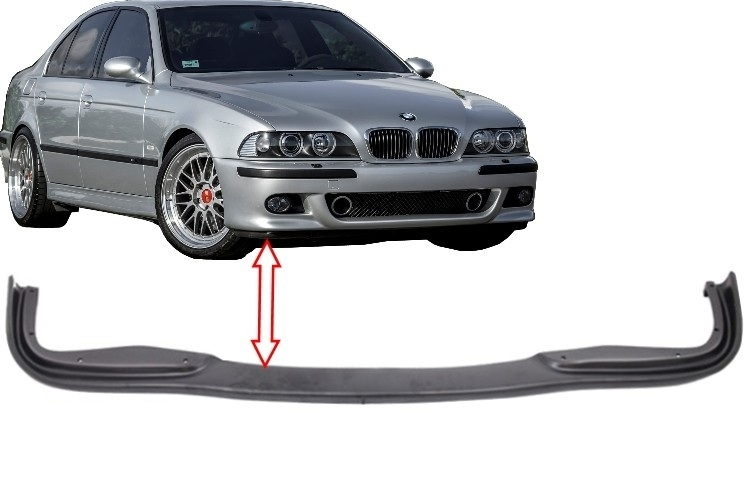 Prelungire Bara Fata BMW E39 Seria 5 (1995-2003) H Design - FBSBME39H