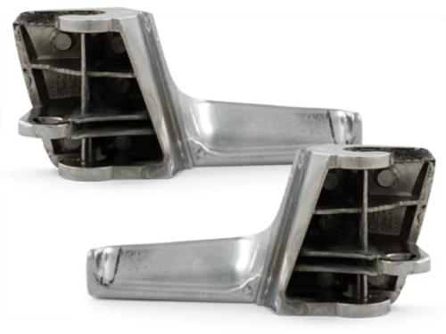 door handle VW Passat 35i 88-93_chrome_2 pieces