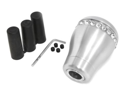 gear knob Crystal Style round