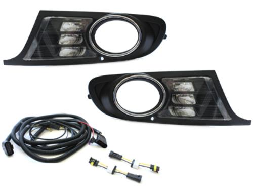 MODULITE lumini de zi TFL VW Golf VI 08+ cu proiector