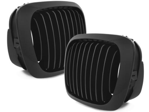 front grill BMW E46 Coupé/Cabrio 3 series 02-03_glossy black
