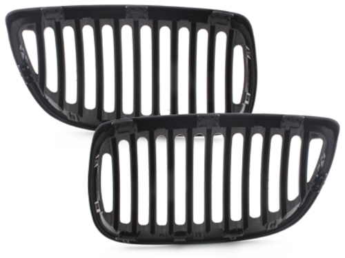 front grill BMW E92/93 3 series 06-08_glossy black