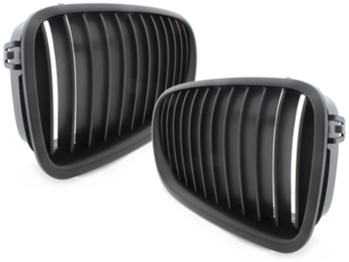 **Front grill BMW F10 5 series 12+ _ black