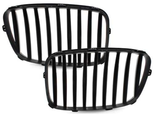 **Front grill BMW F07 5er GT series 12+ _ glossy black
