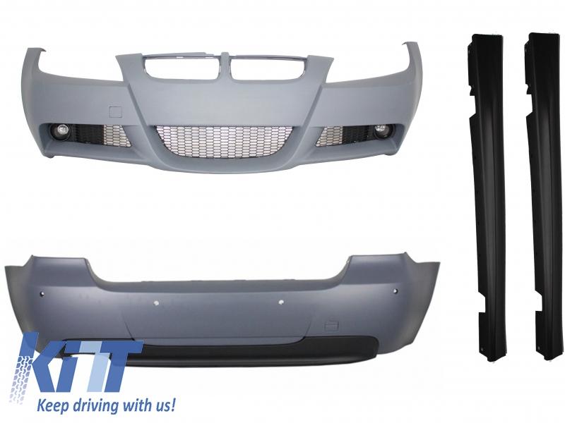 Pachet Exterior BMW Seria 3 Touring E91 (2005-2008) M-Technik Design