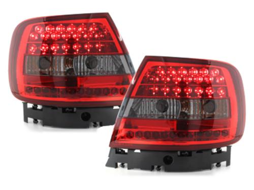 Stopuri LED Audi A4 B5 Lim. 95-10.00 rosu/fumuriu