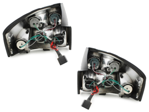 Stopuri Audi A4 8E Lim. 01-04  fumuriu