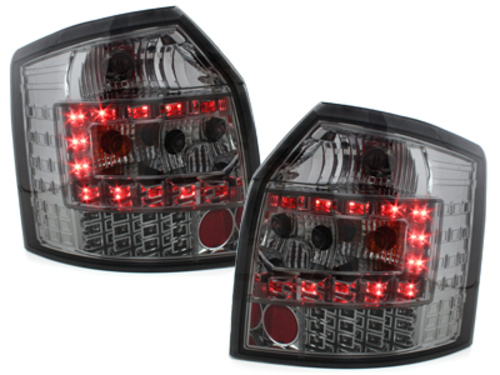 Stopuri LED Audi A4 B6 8E Avant 01-04  fumuriu