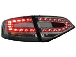 Stopuri LED Audi A4 B8 8K Lim. 07 + fum