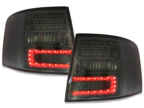 Stopuri LED Audi A6 Avant 4B 12.97-01.05  fumuriu