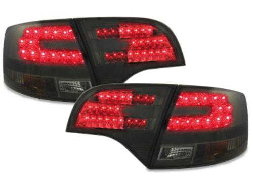 Stopuri LED Audi A4 Avant B7 04-08 fumuriu
