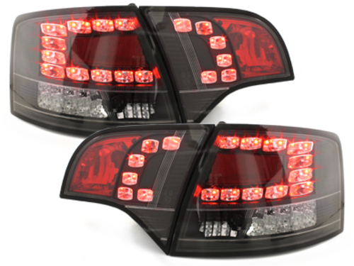 Stopuri LED Audi A4 Avant B7 04-08LED BLINKERnegru