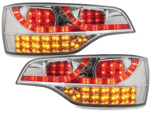 Stopuri LED Audi Q7 05-09 crystal