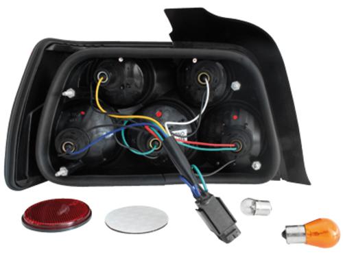 Stopuri BMW E36 Lim.92-98  negru