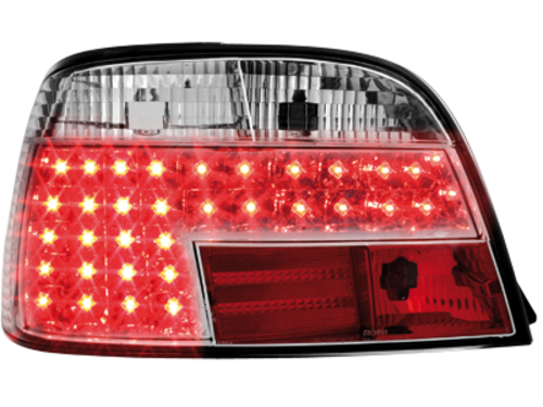 Stopuri LED BMW E38 95-02  cristal