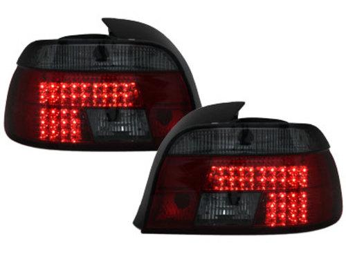 Stopuri LED BMW E39 95-03  rosu/fumuriu