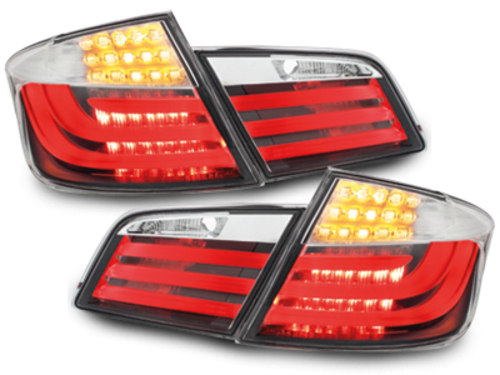 **LED taillights BMW 5er F10 2010+_gray/clear