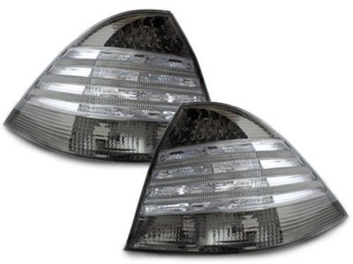 Stopuri LED Mercedes Benz W220 S classasse_98-05_blk/smok