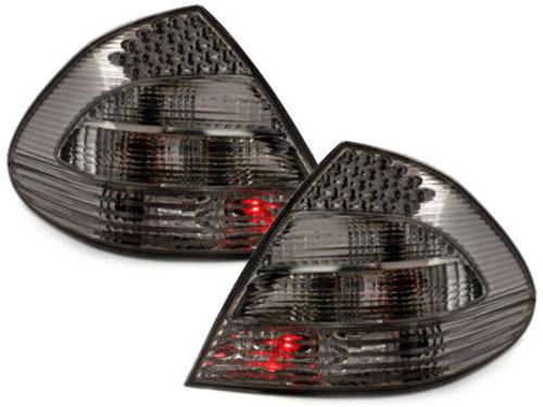 Stopuri LED Mercedes Benz E W211 Limousine_fumuriu