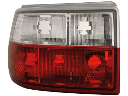 Stopuri Opel Astra F 91-97  rosu/cristal