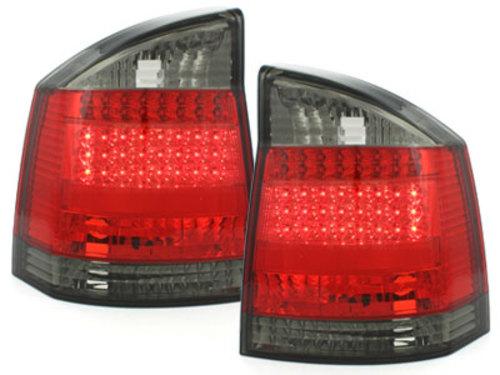 Stopuri LED Opel Vectra C 02-07  rosu/fumuriu