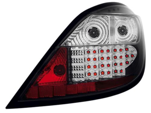 Stopuri LED Opel Astra H 5T 04+  negru