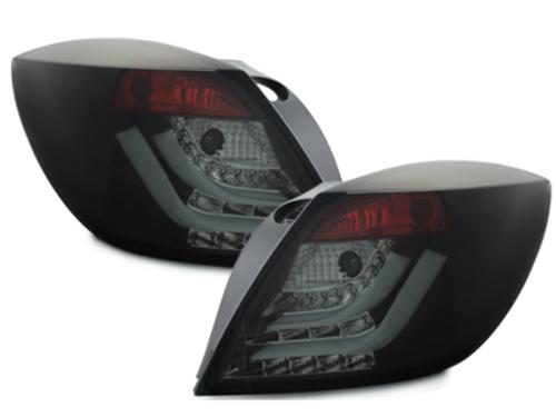 car DNA taillights Opel Astra H GTC LIGHTBAR_black/smoke