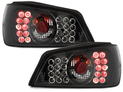 Stopuri LED Peugeot 306 92-96 negru