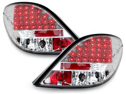 Stopuri LED Peugeot 207 06-05.09  crystal