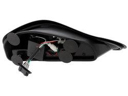 Stopuri LED Porsche Boxster 986 96-04  rosu/cristal