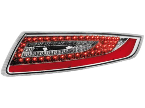 Stopuri LED Porsche 911 / 997 04-08chrom