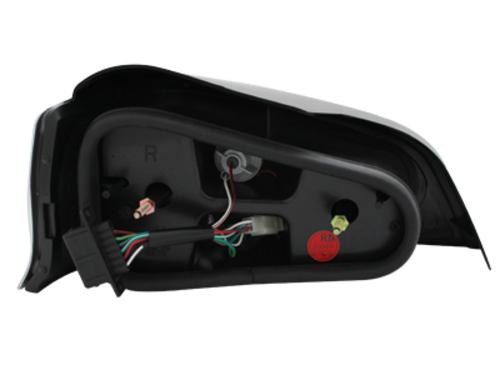 Stopuri LED Peugeot 106 96-99  negru