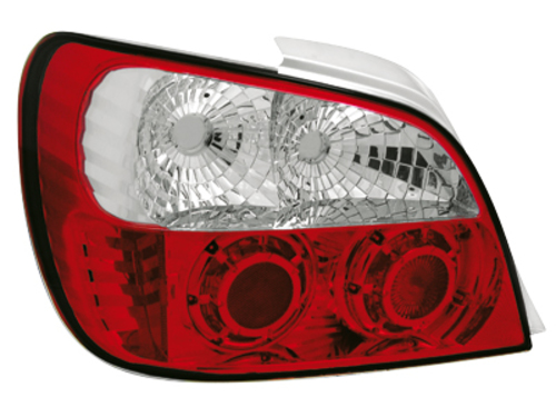 Stopuri Subaru Impreza WRX 01-02  rosu/cristal