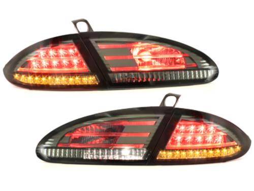 Stopuri LED Seat Leon 05-09  1P  fumuriu