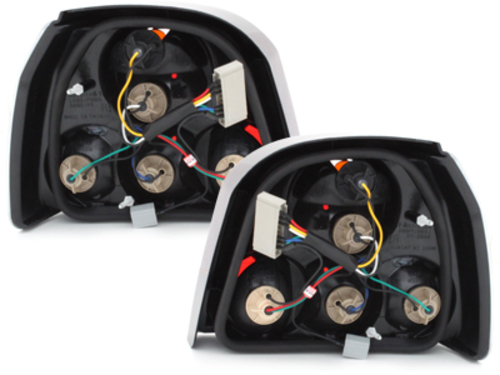 Stopuri Klarglas VW Golf III 91-98 negru