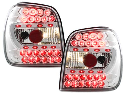 Stopuri LED VW Polo 6N 95-98  crystal