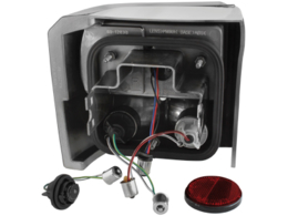 Stopuri LED VW T4 90-03 crystal