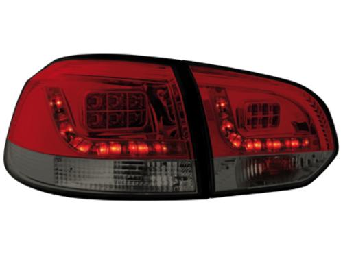 Stopuri LED VW Golf VI  LED semnal rosu/fumuriu