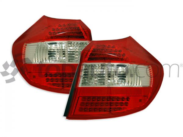 LED Taillights bmw e87 series 1 04+