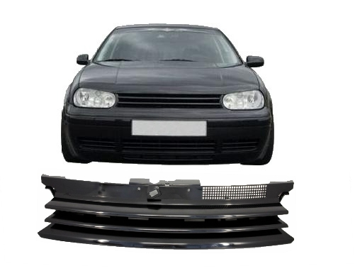 Badgeless Front Grill Volkswagen Golf 4 IV1997-2005