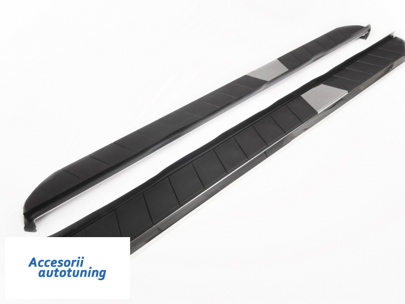 Running boards Side steps Transcender Audi Q7 (4L) (2006-up)