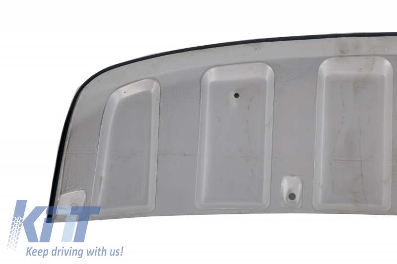 Skid Plates Off Road Audi Q7 Facelift (2010-2015)
