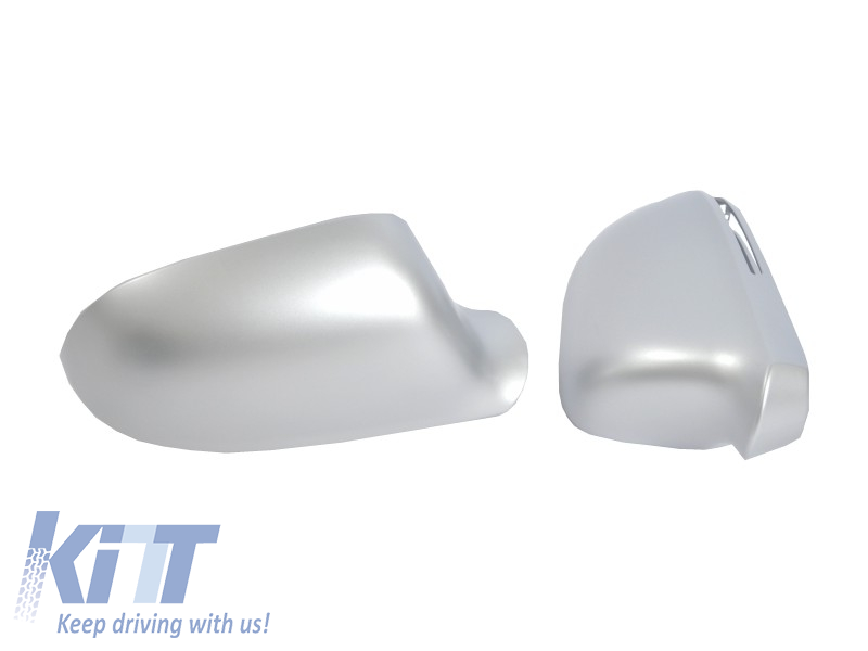 Mirror caps covers Audi A3 8P, A4 B8,  A6 4F Facelift, A5 S5 RS5, A8